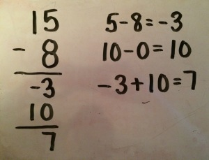 Dynamic Subtraction